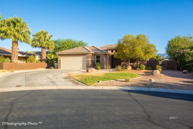 890 Grande Vista Cir, Mesquite, NV 89027 (MLS #1119210) :: RE/MAX Ridge Realty