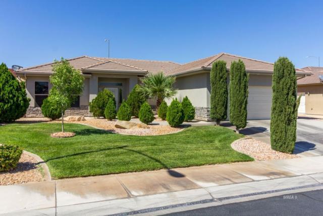 511 Pinyon Ln, Mesquite, NV 89027 (MLS #1119223) :: RE/MAX Ridge Realty