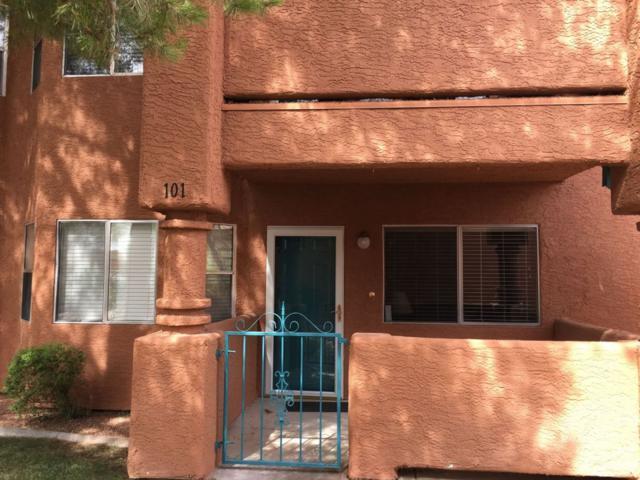 935 Mesquite Springs #101, Mesquite, NV 89027 (MLS #1119246) :: RE/MAX Ridge Realty
