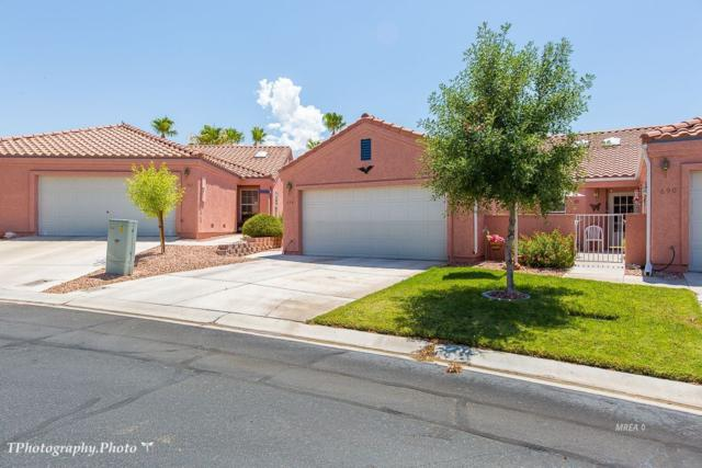 694 Peartree Ln, Mesquite, NV 89027 (MLS #1119250) :: RE/MAX Ridge Realty