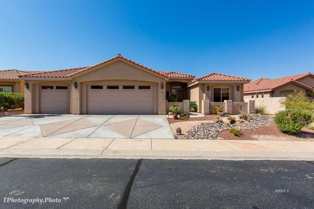 710 Sunset Dr, Mesquite, NV 89027 (MLS #1119254) :: RE/MAX Ridge Realty