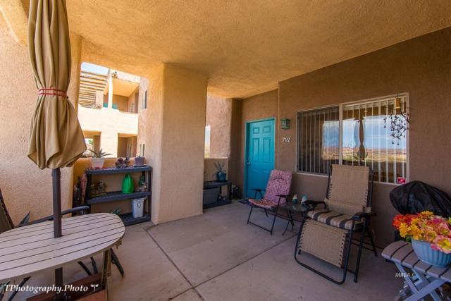 470 Turtle Back Rd #712, Mesquite, NV 89027 (MLS #1119277) :: RE/MAX Ridge Realty