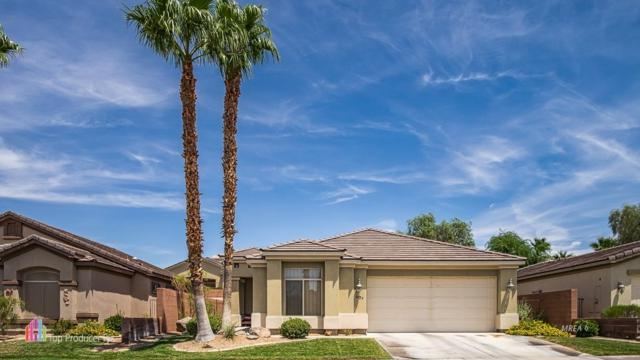 801 Paloma Cir, Mesquite, NV 89902 (MLS #1119278) :: RE/MAX Ridge Realty