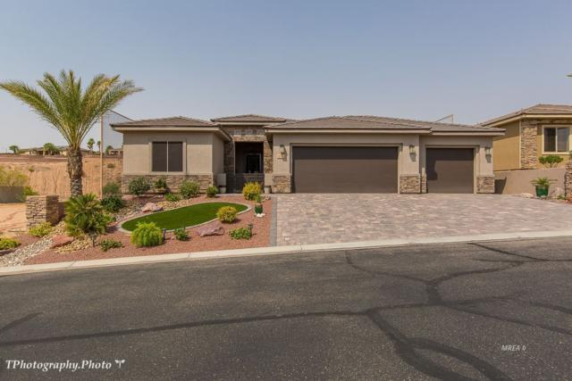 1040 Crest View Dr, Mesquite, NV 89027 (MLS #1119313) :: RE/MAX Ridge Realty