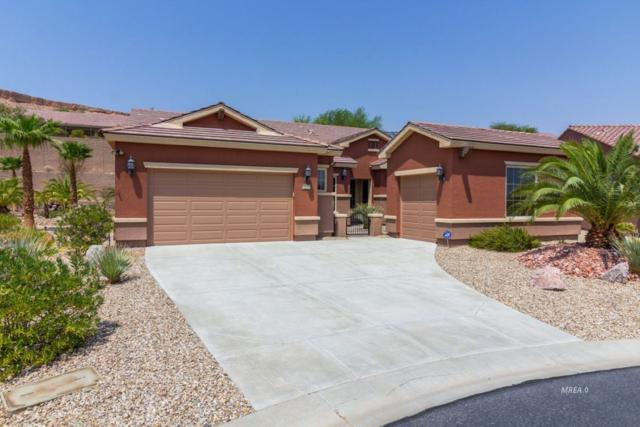 1539 Ice Box Canyon, Mesquite, NV 89034 (MLS #1119338) :: RE/MAX Ridge Realty