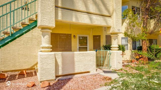 932 Mesquite Springs Dr #102, Mesquite, NV 89027 (MLS #1119352) :: RE/MAX Ridge Realty