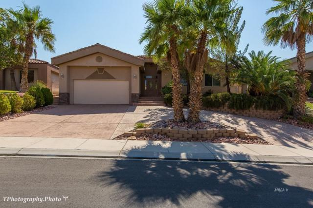 810 Chaparral Dr, Mesquite, NV 89027 (MLS #1119362) :: RE/MAX Ridge Realty
