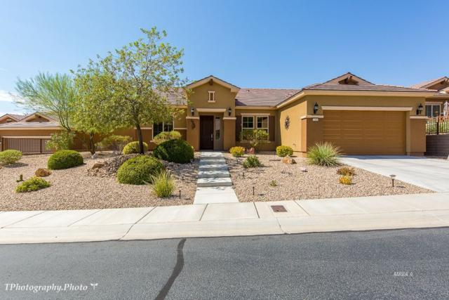 1488 Ice Box Canyon, Mesquite, NV 89034 (MLS #1119368) :: RE/MAX Ridge Realty