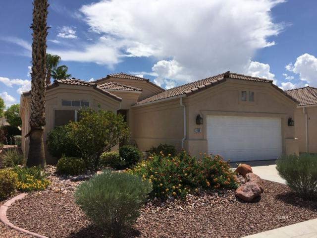 458 Chalet Dr, Mesquite, NV 89027 (MLS #1119369) :: RE/MAX Ridge Realty