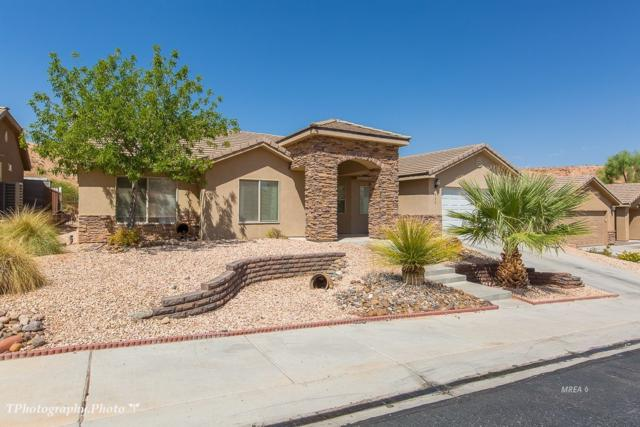 939 Turtle Cove, Mesquite, NV 89027 (MLS #1119389) :: RE/MAX Ridge Realty