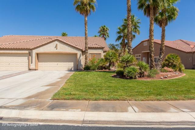 1437 Pinehurst Dr, Mesquite, NV 89027 (MLS #1119395) :: RE/MAX Ridge Realty