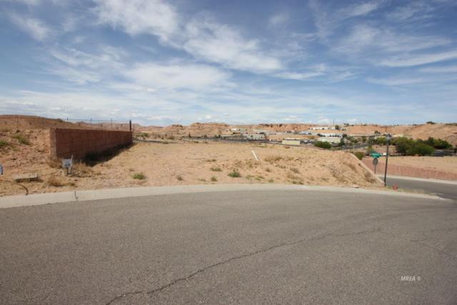 577 Salerno Ct Lot 48, Mesquite, NV 89027 (MLS #1119417) :: RE/MAX Ridge Realty
