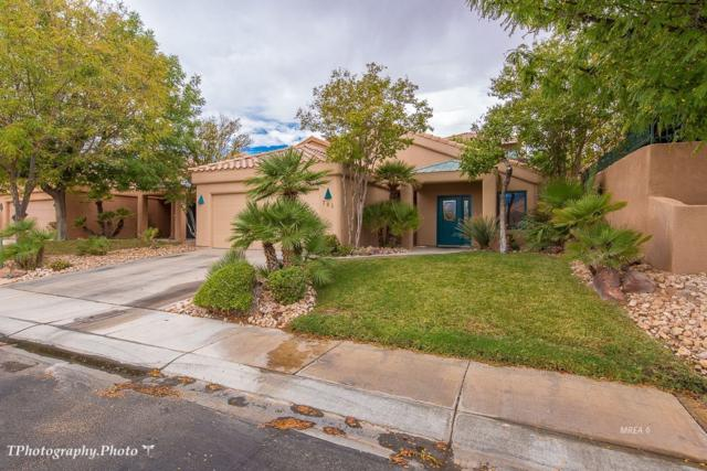 705 Pinnacle Ct, Mesquite, NV 89027 (MLS #1119421) :: RE/MAX Ridge Realty