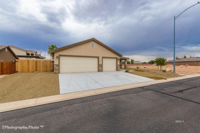 853 Santa Theresa Way, Mesquite, NV 89027 (MLS #1119428) :: RE/MAX Ridge Realty