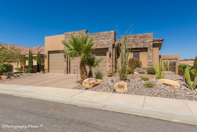 888 Ironwood Dr, Mesquite, NV 89027 (MLS #1119448) :: RE/MAX Ridge Realty