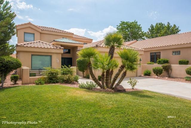 792 Pinnacle Ct, Mesquite, NV 89027 (MLS #1119452) :: RE/MAX Ridge Realty