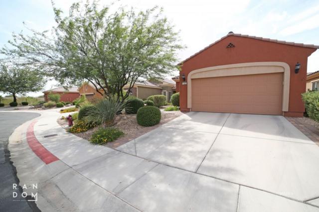 1025 Bunkhouse Ct, Mesquite, NV 89034 (MLS #1119453) :: RE/MAX Ridge Realty