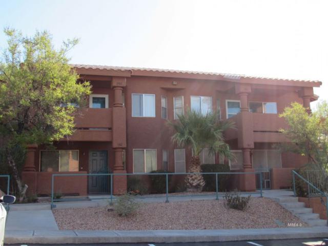 940 Mesquite Springs #202, Mesquite, NV 89027 (MLS #1119460) :: RE/MAX Ridge Realty