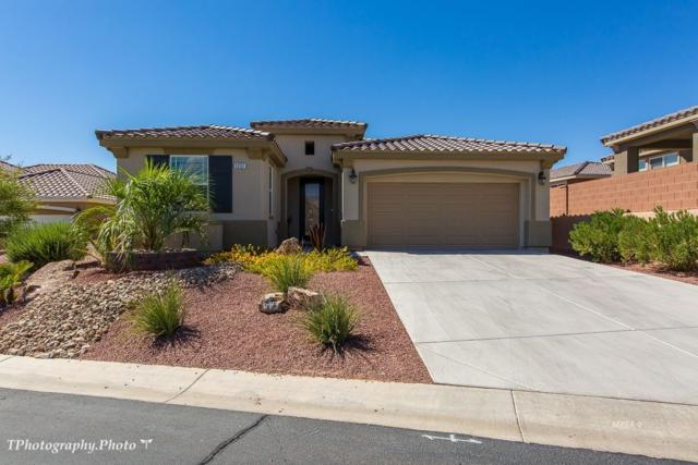 1237 Blind Pew Ridge, Mesquite, NV 89027 (MLS #1119492) :: RE/MAX Ridge Realty
