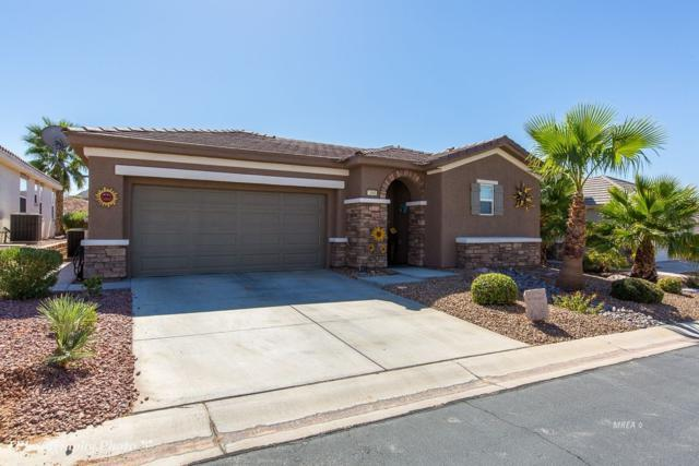 1440 1440 Oakmont Ridge, Mesquite, NV 89027 (MLS #1119493) :: RE/MAX Ridge Realty