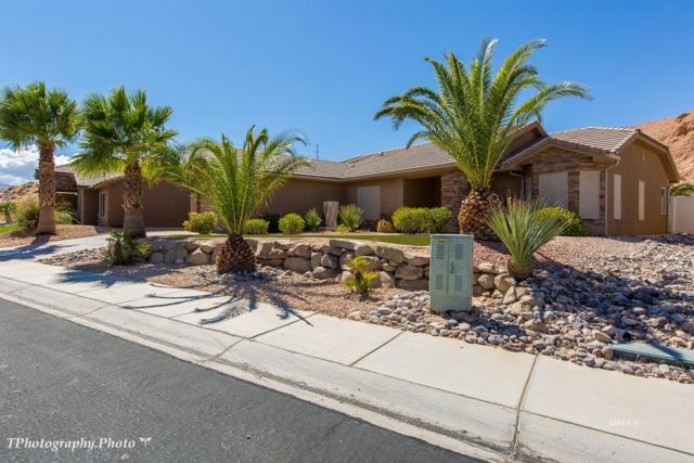 875 Turtle Cove, Mesquite, NV 89027 (MLS #1119497) :: RE/MAX Ridge Realty