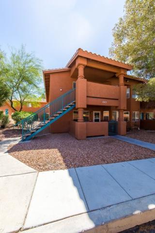 843 Mesquite Springs #202, Mesquite, NV 89027 (MLS #1119526) :: RE/MAX Ridge Realty
