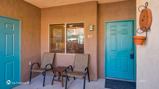 470 Turtleback Rd 8-A, Mesquite, NV 89027 (MLS #1119527) :: RE/MAX Ridge Realty