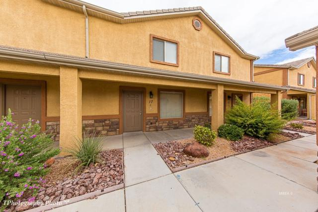 717 W Hafen Ln 17C, Mesquite, NV 89027 (MLS #1119533) :: RE/MAX Ridge Realty