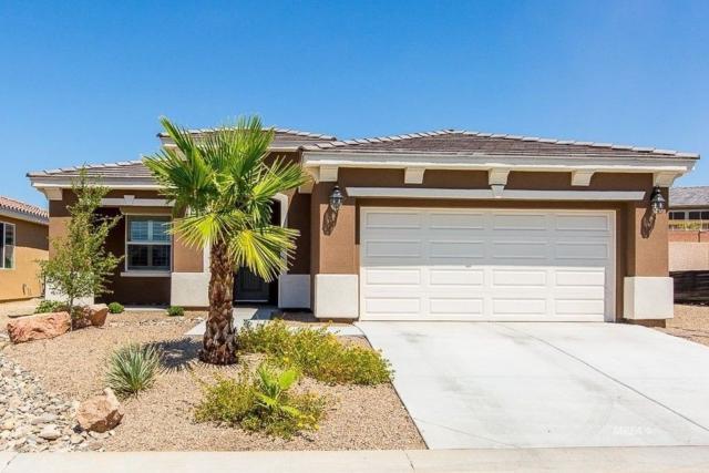 183 Spyglass Way, Mesquite, NV 89027 (MLS #1119542) :: RE/MAX Ridge Realty
