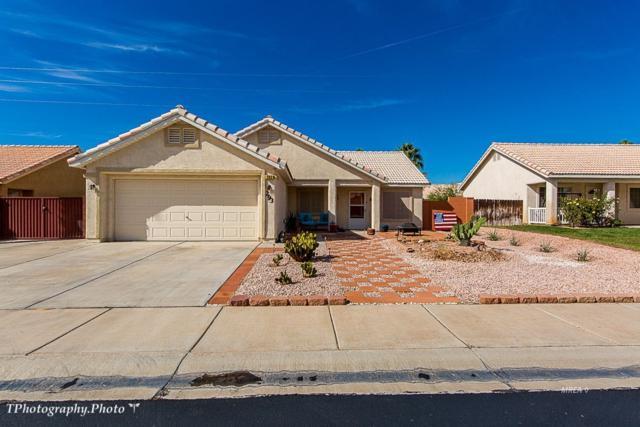 293 S Arrowhead Ln, Mesquite, NV 89027 (MLS #1119587) :: RE/MAX Ridge Realty