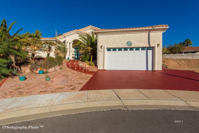 811 Palomino Cir, Mesquite, NV 89027 (MLS #1119600) :: RE/MAX Ridge Realty
