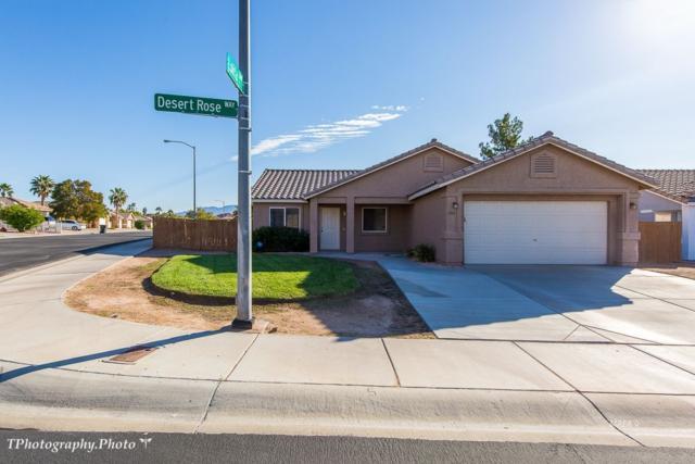 282 Desert Rose Way, Mesquite, NV 89027 (MLS #1119612) :: RE/MAX Ridge Realty
