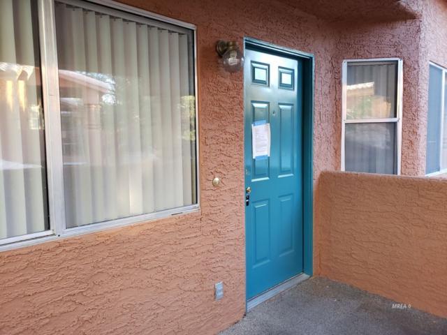 909 Mesquite Springs Dr #202, Mesquite, NV 89027 (MLS #1119622) :: RE/MAX Ridge Realty