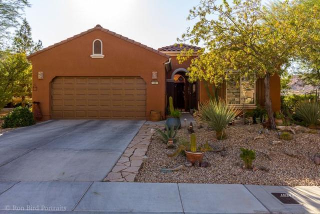 1081 Moonlight Terrace Run, Mesquite, NV 89034 (MLS #1119647) :: RE/MAX Ridge Realty