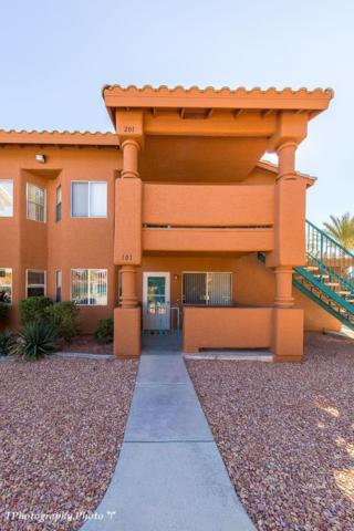 835 Mesquite Springs Dr #201, Mesquite, NV 89027 (MLS #1119670) :: RE/MAX Ridge Realty