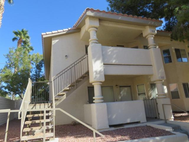 459 Mesa Blvd #202, Mesquite, NV 89027 (MLS #1119671) :: RE/MAX Ridge Realty
