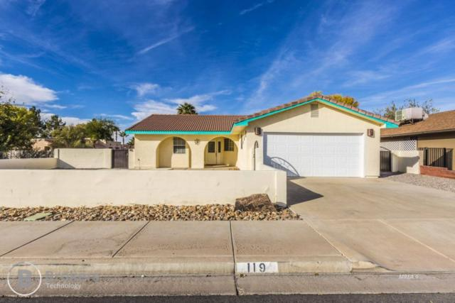 119 N Arrowhead Ln, Mesquite, NV 89027 (MLS #1119690) :: RE/MAX Ridge Realty