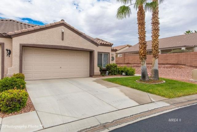 630 Red Rock Dr, Mesquite, NV 89027 (MLS #1119702) :: RE/MAX Ridge Realty