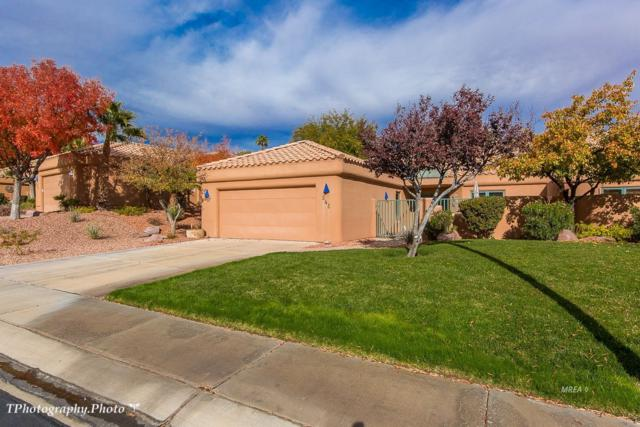545 Via Ventana Dr, Mesquite, NV 89027 (MLS #1119703) :: RE/MAX Ridge Realty