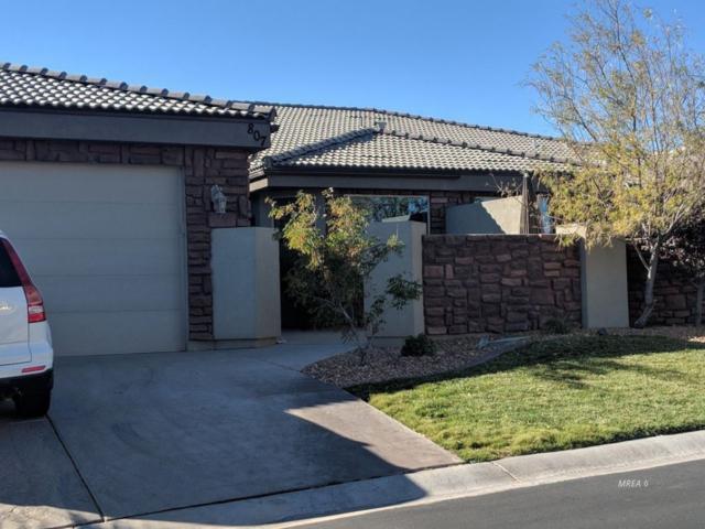 807 Cinco Ct, Mesquite, NV 89027 (MLS #1119721) :: RE/MAX Ridge Realty