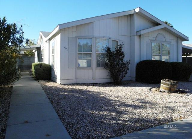 291 Partridge Ln, Mesquite, NV 89027 (MLS #1119728) :: RE/MAX Ridge Realty