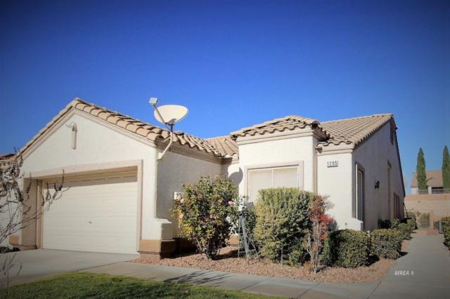 1205 Augusta Hills St, Mesquite, NV 89027 (MLS #1119743) :: RE/MAX Ridge Realty