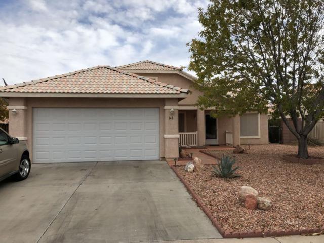 148 Gean St, Mesquite, NV 89027 (MLS #1119750) :: RE/MAX Ridge Realty