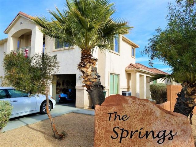 196 Desert Willow Ln B, Mesquite, NV 89027 (MLS #1119780) :: RE/MAX Ridge Realty
