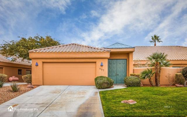 497 Via Ventana Dr, Mesquite, NV 89027 (MLS #1119825) :: RE/MAX Ridge Realty