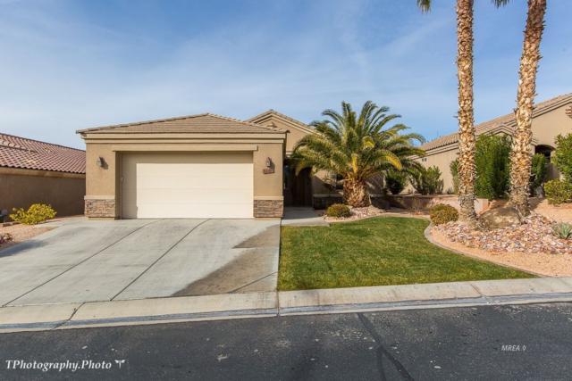 1285 Vista Del Monte, Mesquite, NV 89027 (MLS #1119828) :: RE/MAX Ridge Realty