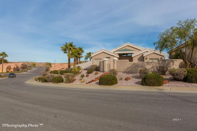 908 Ironwood Dr, Mesquite, NV 89027 (MLS #1119829) :: RE/MAX Ridge Realty