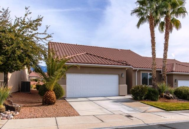 1184 Chaparral Dr, Mesquite, NV 89027 (MLS #1119830) :: RE/MAX Ridge Realty