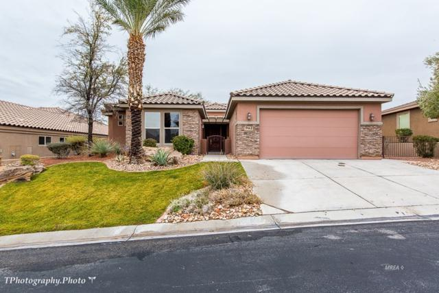 942 Crest View Dr, Mesquite, NV 89027 (MLS #1119836) :: RE/MAX Ridge Realty