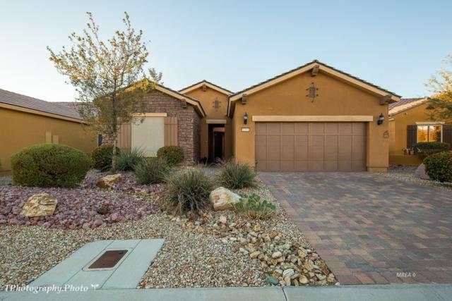 1353 Belt Buckle Crossing, Mesquite, NV 89034 (MLS #1119844) :: RE/MAX Ridge Realty